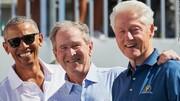 آمریکا برای جلب اعتماد مردم به واکسن کرونا؛به بوش، کلینتون و اوباما متوسل شد