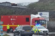 ببینید | تصاویری از انفجار در جنوب غربی انگلستان
