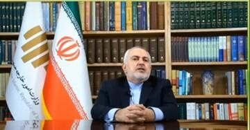 ظریف: قراردادهای بینالمللی دربهای چرخان نیستند/ایران برای تبادل زندانیان آمادگی دارد
