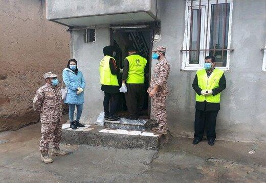 شناسایی ۱۷۲۴ نفر مبتلا و مشکوک به ویروس کرونا در اردبیل