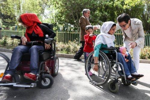 معلولان، مصداق بارز حکمت و رحمت پروردگار هستند