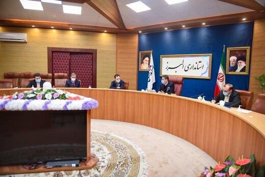 حق آبه البرز از محل سدهای استان ۲ برابر شد