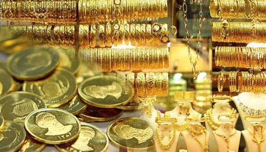 افزایش قیمت سکه و طلا تحت تاثیر نوسانات انس جهانی