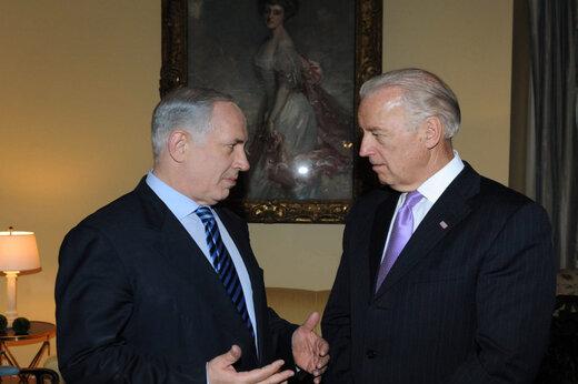 پیام تبریک نتانیاهو به بایدن: ایران چالش مشترک هر دوی ما است!