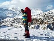 پیکر بیجان کوهنورد اصفهانی پس از ۱۲ روز در دماوند پیدا شد/ جزئیات حادثه