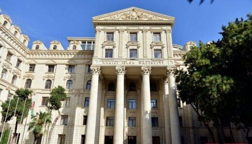 سفیر فرانسه در باکو احضار شد