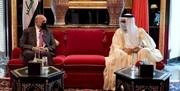 وزیرخارجه عراق چرا به بحرین رفته است؟