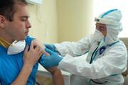 ببینید | شروع واکسیناسیون کرونا در مسکو