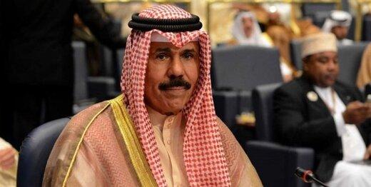 پیام مکتوب امیر کویت به شاه سعودی و امیر قطر