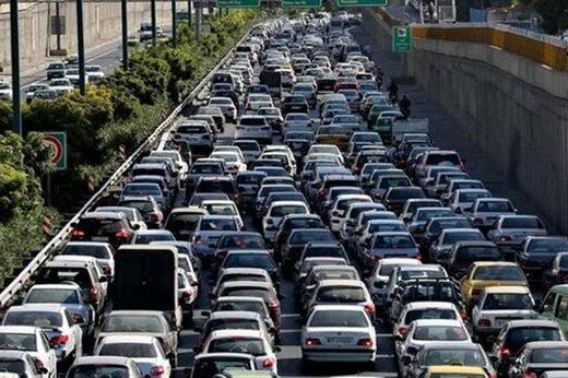 آخرین جزئیات از ترافیک صبحگاهی معابر پایتخت