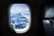 ببینید | لحظات نفسگیر مسافران در پرواز عسلویه