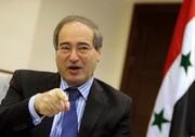 اتحادیه اروپا وزیر خارجه سوریه را تحریم کرد