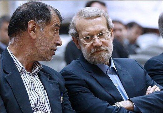 عذرخواهی از علی لاریجانی بخاطر یک تهمت عجیب