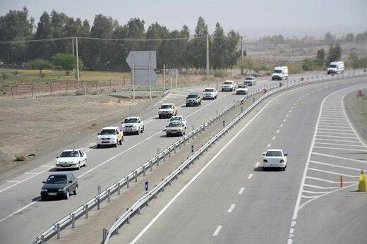 آخرین وضعیت اجرای محدودیتهای تردد بین شهری در شهرهای زرد و نارنجی