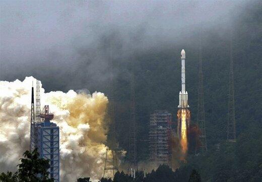 ماهواره جدید چین با موفقیت پرتاب شد