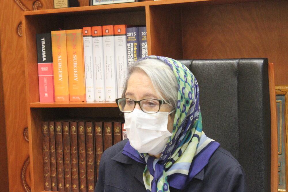 5503050 - با «مینو محرز» درباره واکسن ایرانی کرونا، احمدینژاد، قرنطینه و استعفای ملکزاده