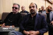 ببینید | گفتوگوی جالب اصغر فرهادی و داریوش مهرجویی