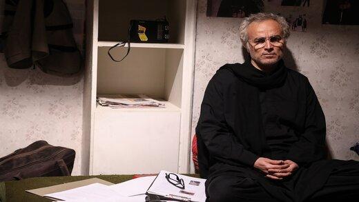 قربان نجفی از چالشهای بازی در «خانه امن» میگوید