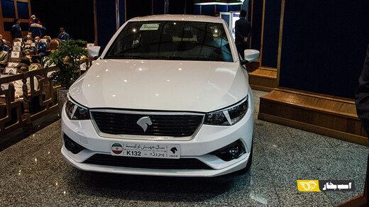 صادرات ایران خودرو تارا برای تست های تصادف آغاز شد