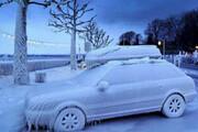 ببینید | مصیبتهای زندگی در دمای زیر صفر درجه روسیه!