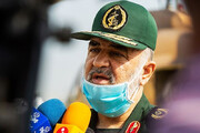 ببینید | واکنش سردار سلامی به بازگشت ایران به برجام
