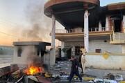 افزایش شمار کشته های اعتراضات در سلیمانیه عراق/ اعلام منع آمد و شد در ۴ شهر اقلیم