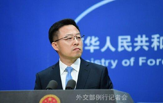 چین: آمریکا مقصر تنشها بر سر تایوان است