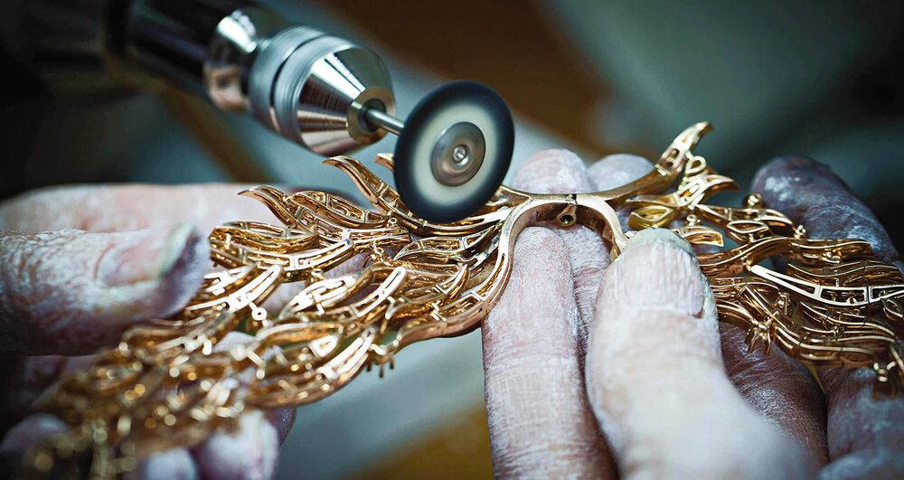 ساخت طلا