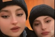 ببینید | واکنش سارا و نیکا بعد از حذف شدنشان از سریال پایتخت