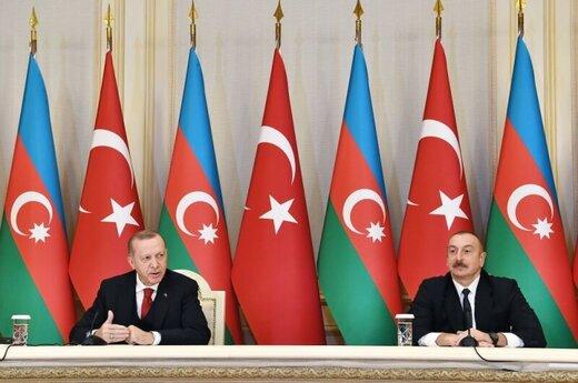 در دیدار اردوغان و علیاف چه گذشت؟