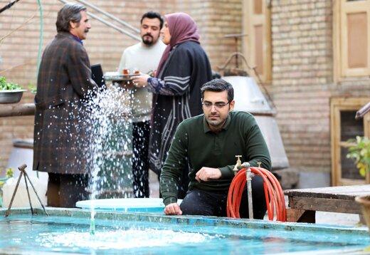 محمدرضا رهبری مهمان «دست در دست» شد