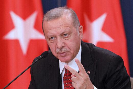 تنها راه حل مناقشه قبرس به روایت اردوغان