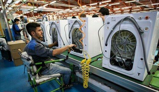 امکان تولید 100درصدی لوازم خانگی / برنامه ریزی برای تولید 12میلیون دستگاه لوازم خانگی