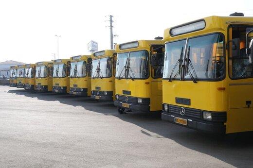 ببینید/ناوگان فرسوده اتوبوسرانی اصفهان