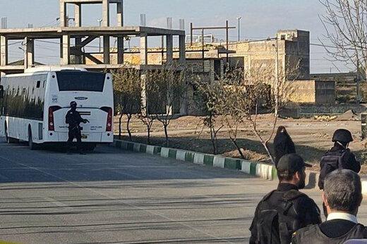 گروگانگیری در پایتخت با دخالت پلیس به پایان رسید