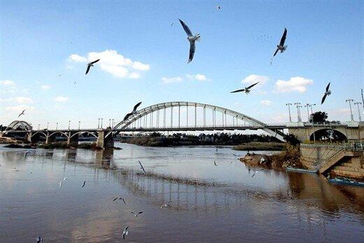 گزارش رئیس سازمان بازرسی از آبگرفتگی در شهرهای خوزستان