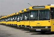 نوسازی ناوگان اتوبوس های شهری اردبیل