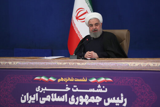 Pres. Rouhani: Iran not to let anyone sabotage end of sanctions