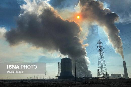نماینده مجلس: در نیروگاههای اصفهان مازوت میسوزانند