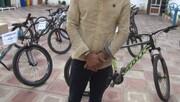 ببینید | سرقت بیرحمانه دوچرخه از کودک خوزستانی در روز روشن