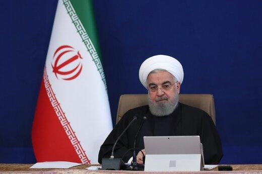الرئيس روحاني : ترامب لم يدرك مطلقا واقع القدرات الإيرانية