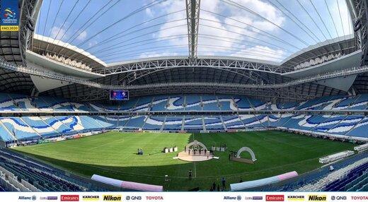قطر آماده فینال آسیا/عکس