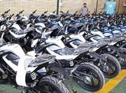 انواع موتورسیکلت در بازار تهران چند قیمت خورد؟
