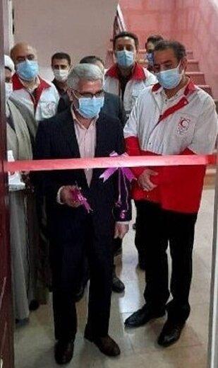 افتتاح بانک امانات تجهیزات پزشکی در شهرستان البرز