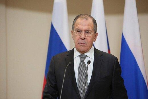 لاوروف تصمیم روسیه علیه آمریکا را اعلام کرد