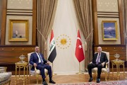 در دیدار اردوغان و الکاظمی چه گذشت؟