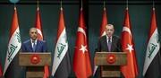 الکاظمی: به دنبال تقویت روابط با همسایگان هستیم/اردوغان: در کنار عراق میایستیم
