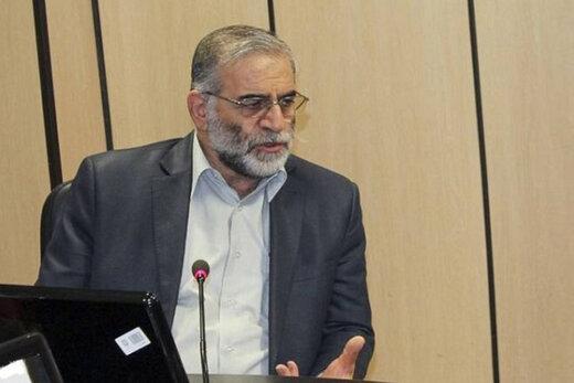 خانواده شهید فخریزاده به صحن مجلس رفتند