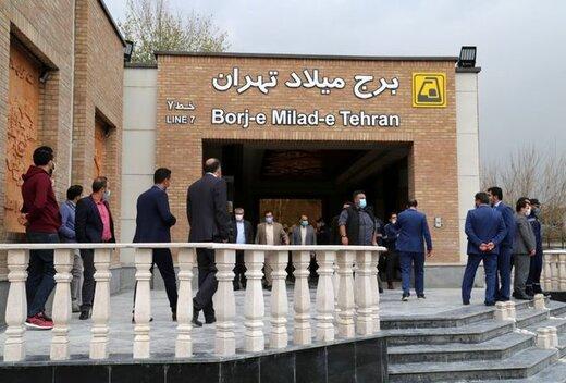 عملیات ساخت خط ۱۰ و ۱۱ متروی تهران در سال آینده