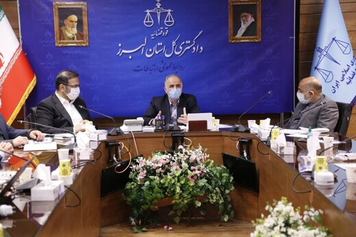 مصوبات سفر استانی رئیس قوه قضائیه به البرز پیگیری شد